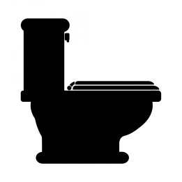 toilet-silhouette-clipart